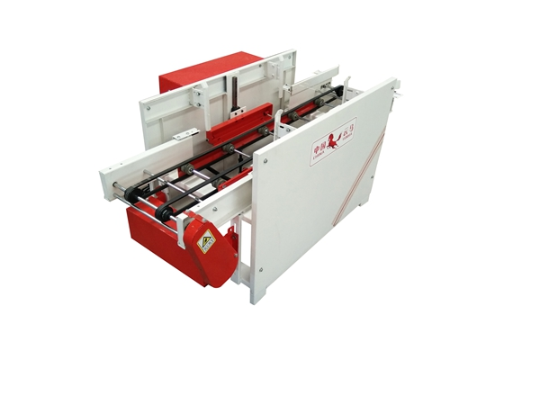 2LP-600 Automatic Collecting Trays Machine